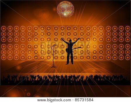 Rockstar On Stage