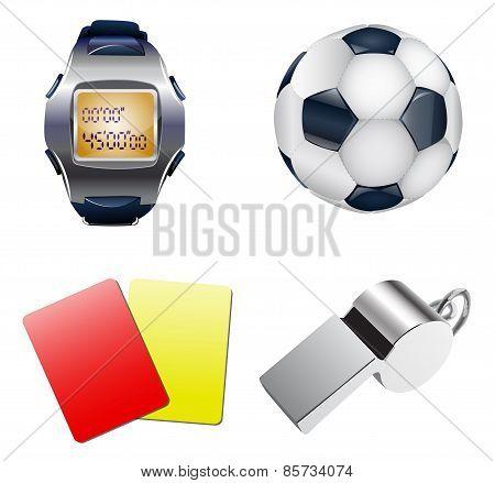 Football set.