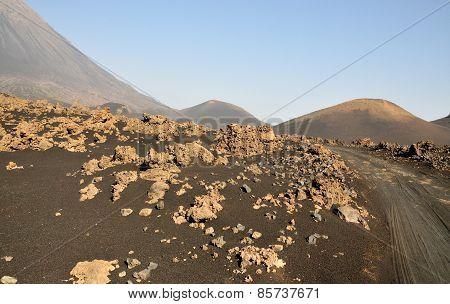 Traversing Volcano Park