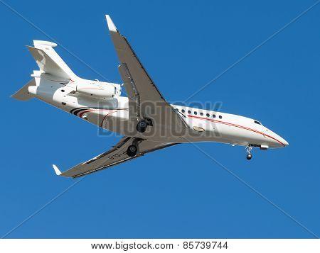 Aircraft Falcon 7X
