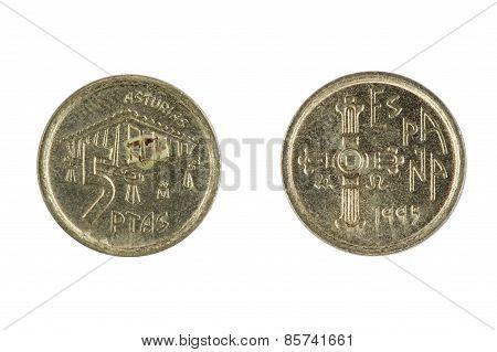Spain Coin