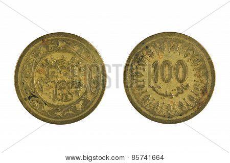 Tunisia Coin