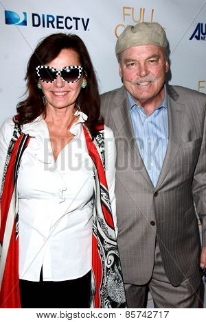 LOS ANGELES - MAR 16:  Stacy Keach at the DirecTV's