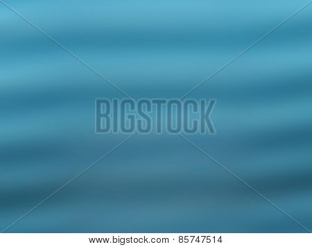 Blue Wave Abstract Background