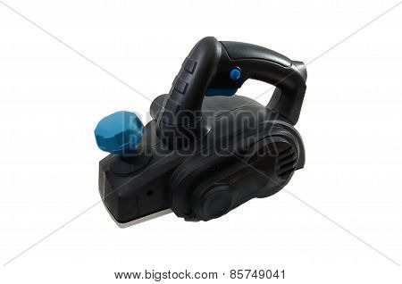 Black Electrical Planer