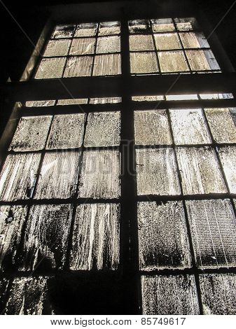 Old, Very Dirty Window Industry