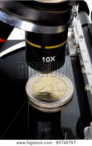 Control Euros!