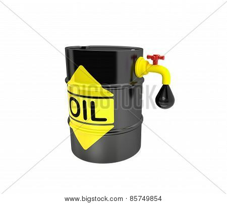 A Barrel Of Oil