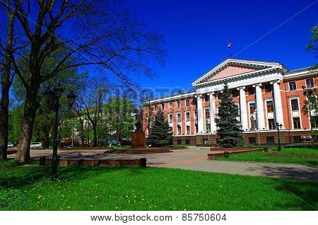 Kaliningrad. Russia.