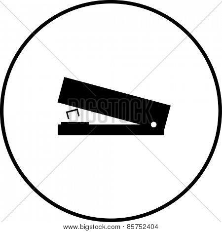 stapler symbol