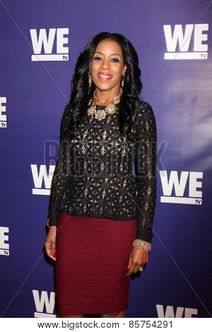 LOS ANGELES - MAR 19:  Yvonne Capehart at the WE tv Presents