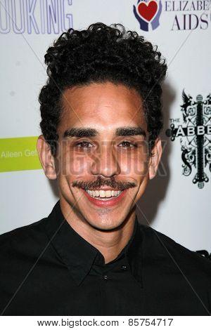 LOS ANGELES - MAR 19:  Ray Santiago at the