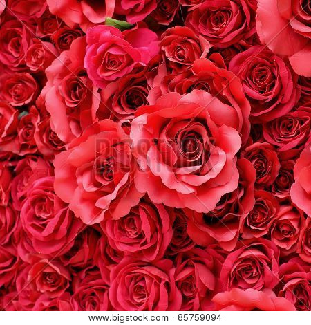 Rose Artificial Flower