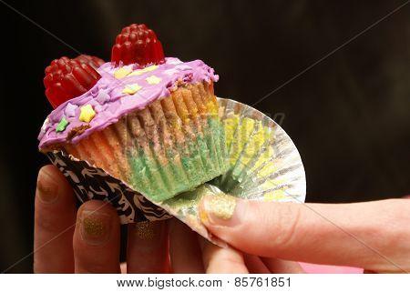 Indulging Cupcake