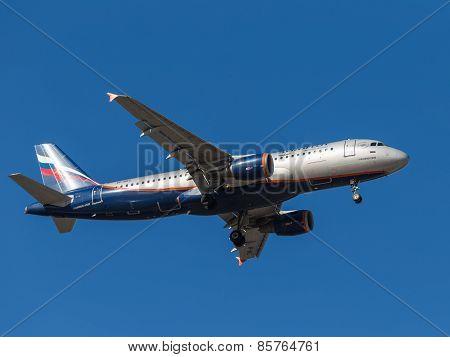 Airbus A320, I. Kruzenshtern
