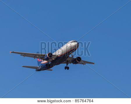Airplane Airbus A320, I. Kruzenshtern