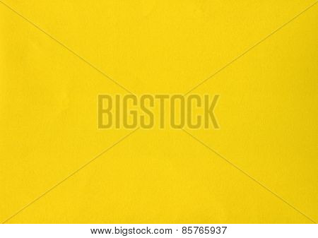Yellow Color Paper