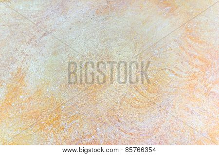 Rock Abstract Yellow And Orange Beige Neutral Wall Background