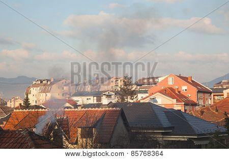 Balkan City