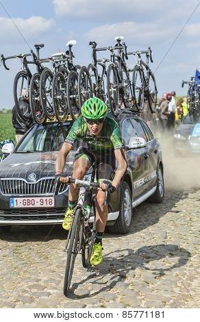 Alexandre Pichot- Paris Roubaix 2014