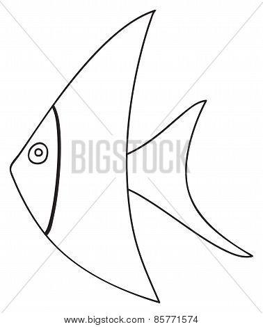 Happy Holiday - April Tropical Fish