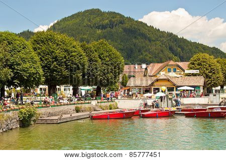St. Gilgen Lakeside