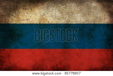 Dirty Flag of Russia