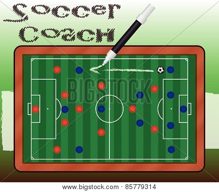 Slate Soccer Coach
