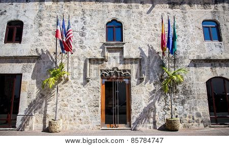 Architecture Of Zona Colonial, Santo Domingo