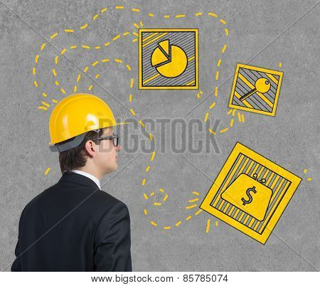 Businessman Builder