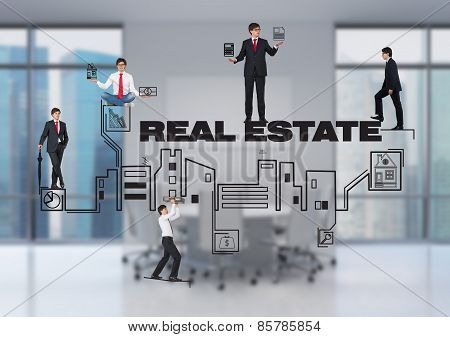 People And Real Estate