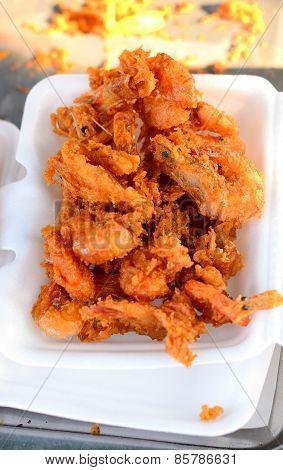 Fried Shrim