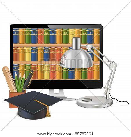 Vector Computer Library Concept