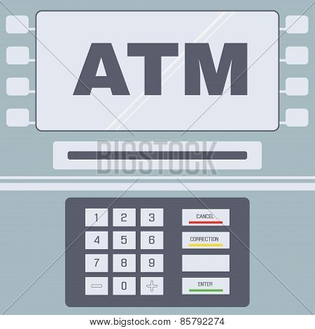 Atm User Interface