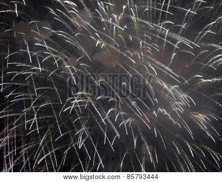 Fireworks At Rapallo