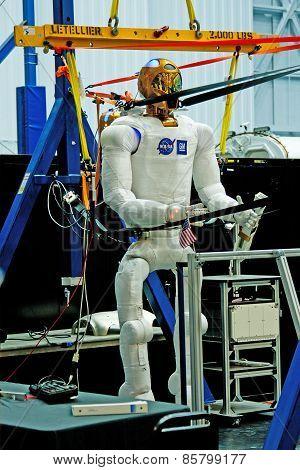 Robonaut Prototype