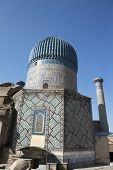 foto of mausoleum  - Mausoleum of Emir Timur  - JPG