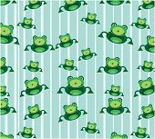 foto of amphibious  - One colorful pattern with smiling - JPG