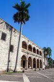image of conquistadors  - Diego Columbus palace  - JPG