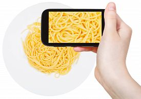 stock photo of burro  - photographing food concept  - JPG