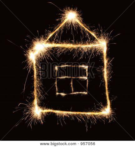 Sparkler huis
