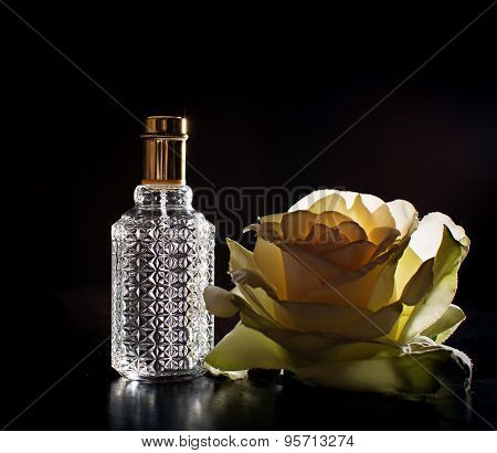 Perfume And Rose