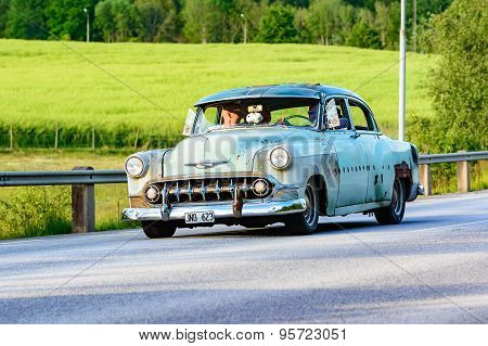 Chevrolet 2103 4 D Sedan 1953