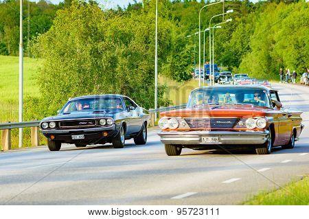 Dodge And Pontiac