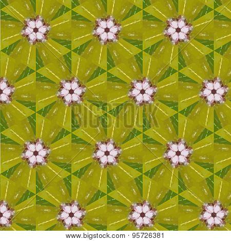 art vintage ethnic blurred floral pattern