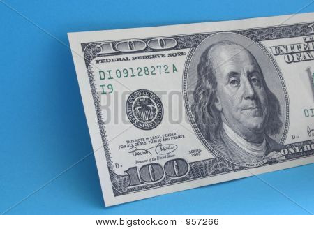 One Hundred Dollar Note 3