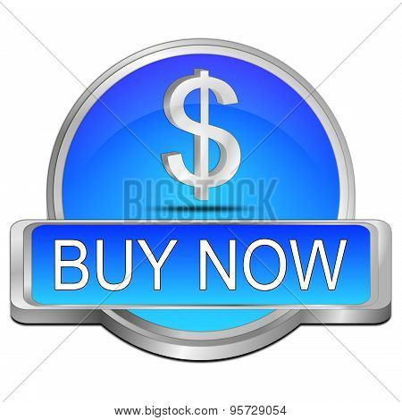 Buy now Button with Dollar symbol