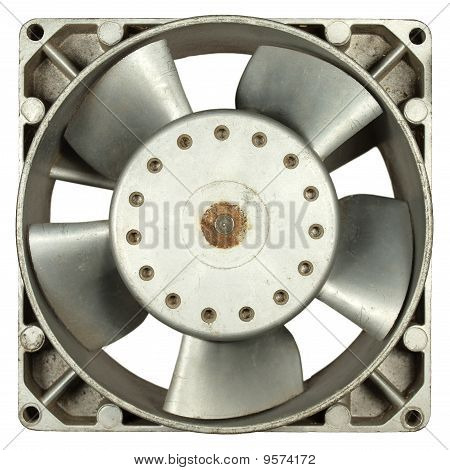 electric industrial ventilator