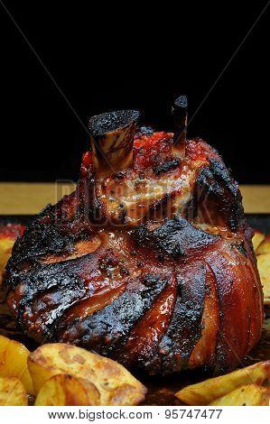 Delicious  Pork Shanks