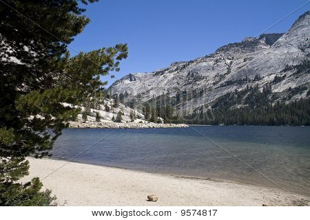 Tenaya Lake in California,USA